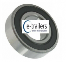 6205 2RS TRAILER BEARING - ALSO FITS KUHN & SILAGE RAKES HAY TED - 25 x 52 x 15